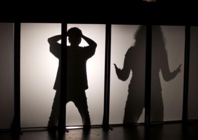 Tikka & Manuel Shadows Memory War Theater - Below U.S.