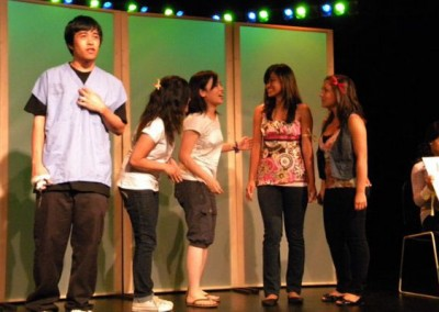 Group Talking - Ribbons to Roots - Memory War Theater