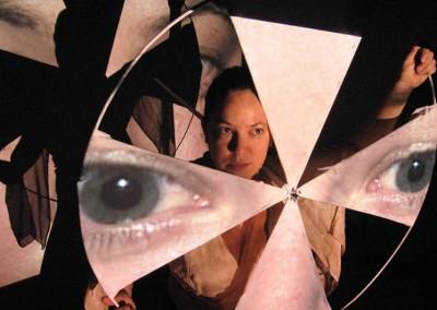 Tikka Wheel - Work Created Under Compulsion   Memory War Theater