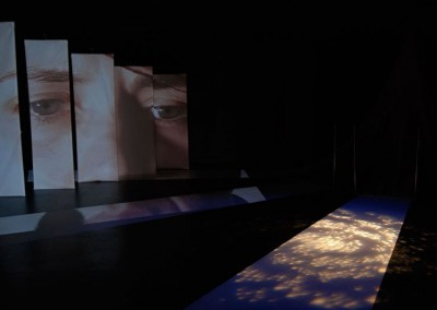 Eyes Watching - Work Created Under Compulsion   Memory War Theater