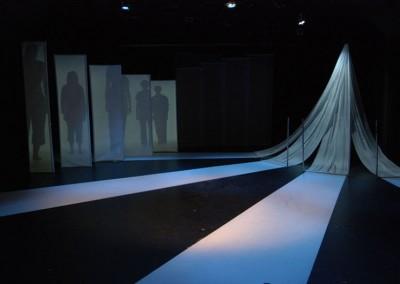 Work Under Shadows - Work Created Under Compusion   Memory War Theater